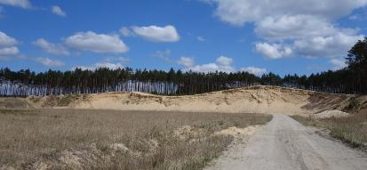 Złoża piasków kwarcowych w Jełowej